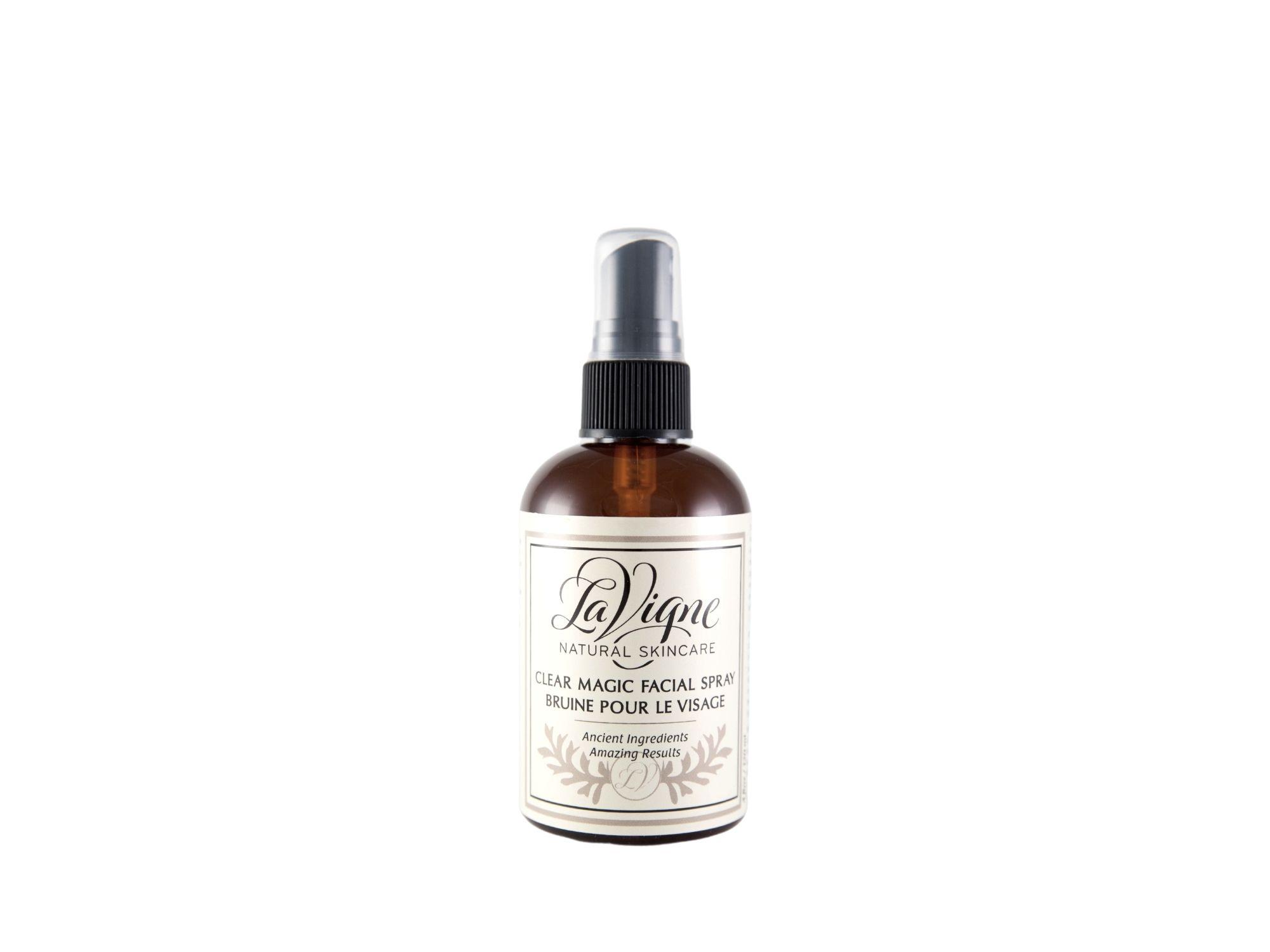 LaVigne Clear Magic Facial Spray (4oz/120ml)