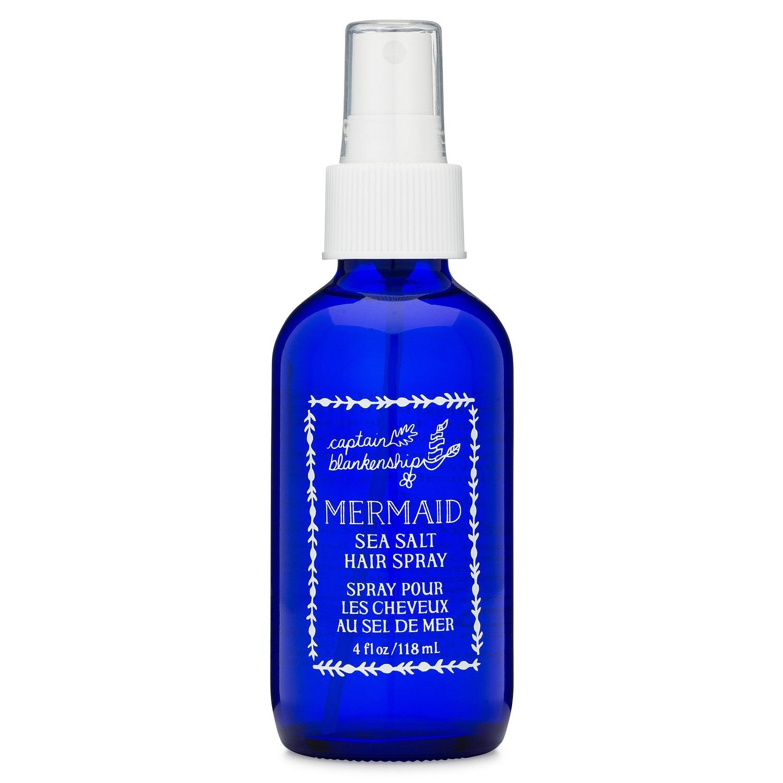 Captain Blankenship Mermaid Sea Salt Hairspray 4oz